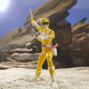 Yellow Ranger – Power Rangers: Mighty Morphin – Lightning Collection