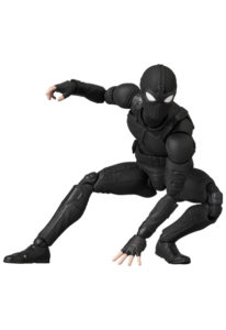 Spider-Man (Stealth Suit) – Spider-Man: Far From Home – Mafex