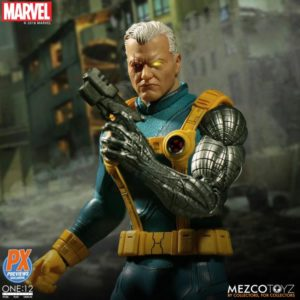 Cable Classic – Marvel – One:12 Collective – Mezco Toyz