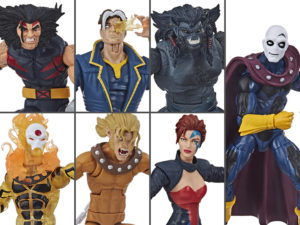 X-Men – The Age of Apocalypse – Marvel Legends