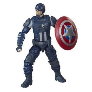 Captain America – Marvel's Avengers – Marvel Legends – (Abomination BAF)