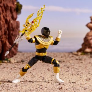 Gold – Power Ranger: Zeo – Lightning Collection