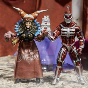 Rita Repulsa & Lord Zedd – Power Rangers: Mighty Morphin – Lightning Collection