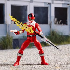 Red Ranger – Power Rangers: Time Force – Lightning Collection