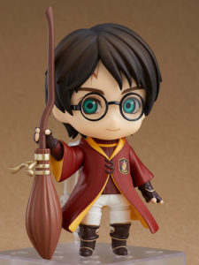 Harry Potter (Quidditch Ver.) – Nendoroid