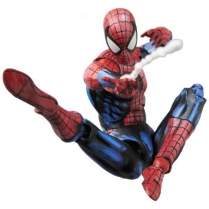 Spider-Man (Comic Paint) – (Comic Ver.) – Mafex