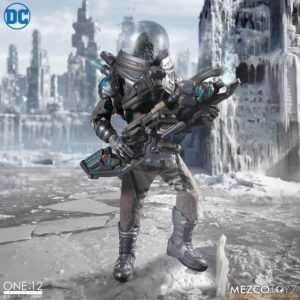 Mr. Freeze (Deluxe) – DC – One:12 Collective. – Mezco Toyz