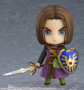 The Luminary – Dragon Quest XI: Echoes of an Elusive Age – Nendoroid