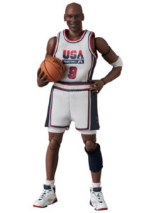Michael Jordan (1992 Team USA) – Mafex