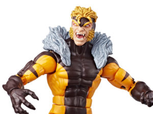 Sabertooth – X-Men – Marvel Legends – (Apocalypse BAF)