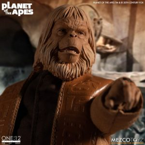 Dr. Zaius – Planet of the Apes (1968) – One:12 Collective – Mezco Toyz