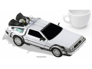 Time Machine – Back to the Future – Neca