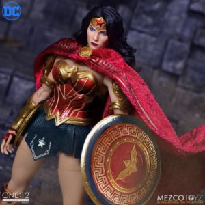 Wonder Woman – DC – One:12 Collective – Mezco Toyz