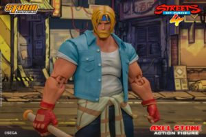 Axel Stone – Streets of Rage 4 – Storm Collectibles