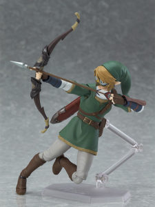 Link DX – The Legend of Zelda: Twilight Princess – Figma