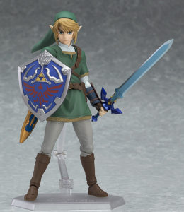 Link – The Legend of Zelda: Twilight Princess – Figma