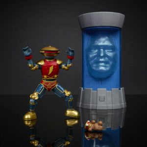 Zordon and Alpha 5 Pack – Power Rangers: Mighty Morphin – Lightning Collection