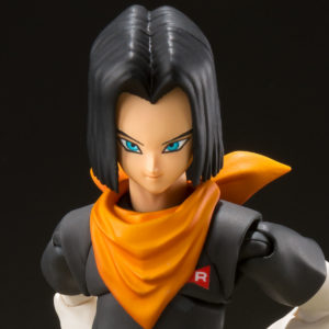 Android 17 – Event Exclusive Color Edition – Dragon Ball: Z – S.H.Figuarts