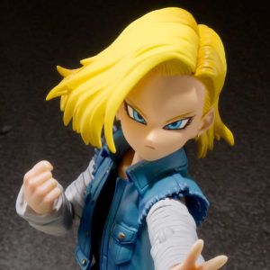 Android 18 – Event Exclusive Color Edition – Dragon Ball: Z – S.H.Figuarts