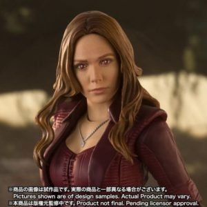 Scarlet Witch – Avengers: Endgame – S.H.Figuarts – Bandai Premium