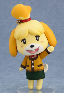 Shizue (Isabelle)  Winter Ver. – Animal Crossing – Nendoroid