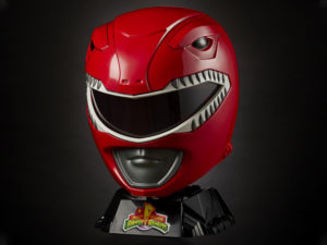 Red Ranger Wearable Helmt Scale 1:1 – Power Ranger: Mighty Morphin – Lightning Collection