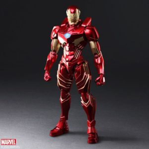 Iron Man – Marvel Universe Variant – Bring Arts