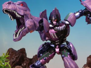 Megatron MP43 – Transformers Masterpiece: Beast Wars