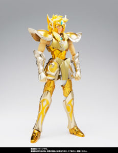 Aquarius Hyoga – Cloth Myth EX – Limited Edition