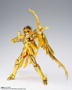 Sagittarius Seiya – Cloth Myth EX – Limited Edition
